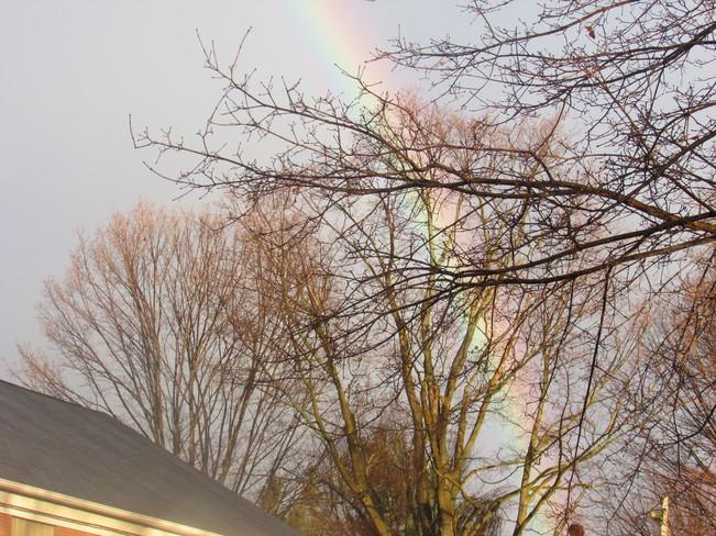 rainbow Pembroke, Ontario Canada