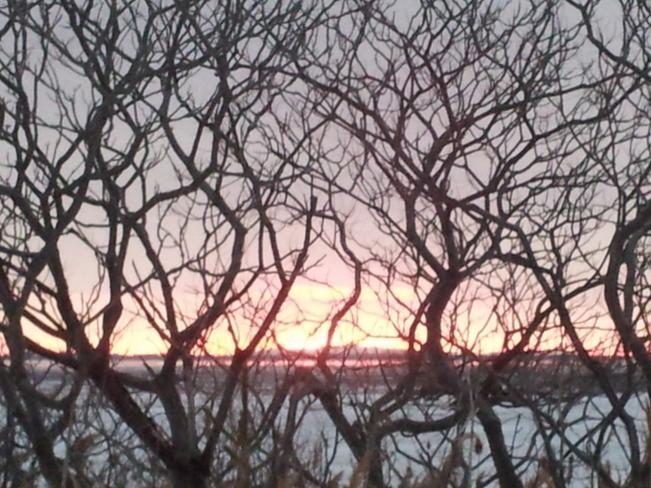 sunrise LaSalle, Quebec Canada
