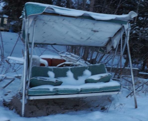 Super cold Pembroke, Ontario Canada