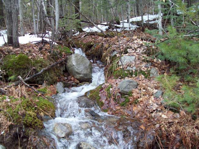 **** LITTLE STREAM **** Massey, Ontario Canada