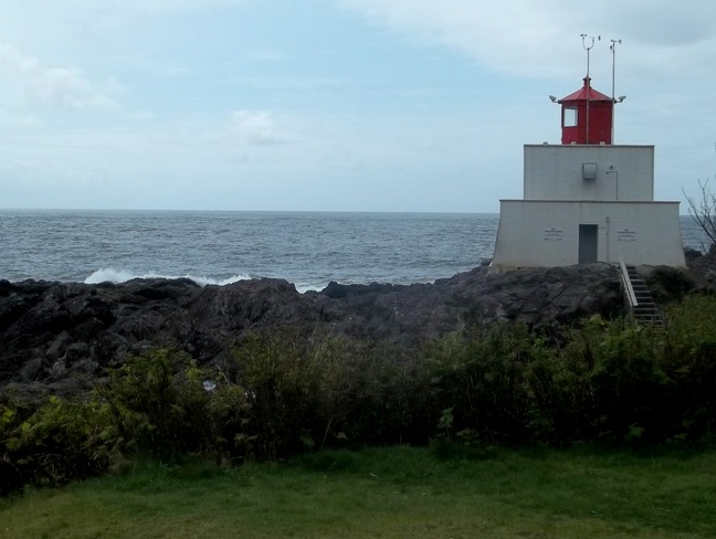 Light house Ucluelet, British Columbia Canada