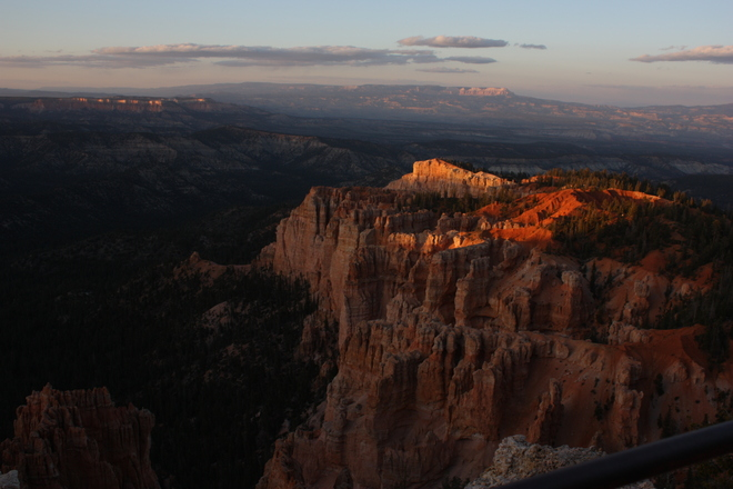 Where the sun SHINES Bryce Canyon, Utah United States