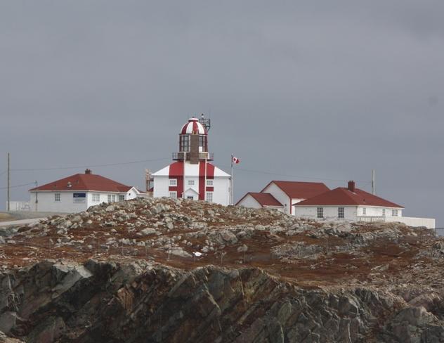 Lighthouse, Cape Bonavista Bonavista, Newfoundland and Labrador Canada