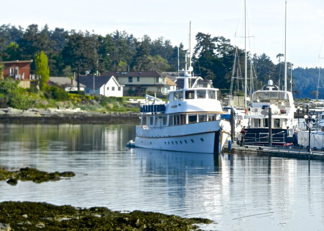 An Oldie Sidney, British Columbia Canada