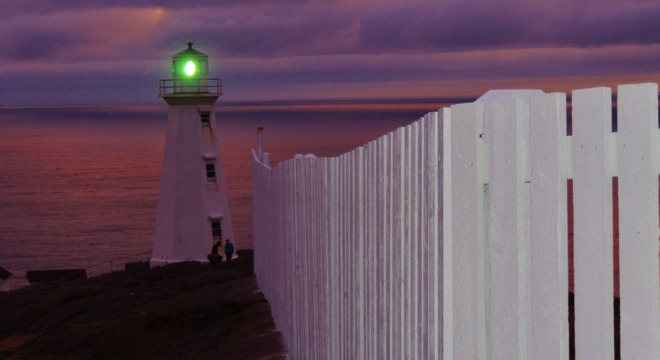 Cape Spear at Sunrise. St. John's, Newfoundland and Labrador Canada
