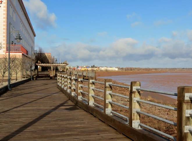 On the Boardwalk Moncton, New Brunswick Canada