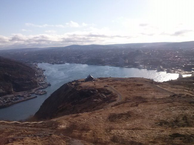 A great view St. John's, Newfoundland and Labrador Canada