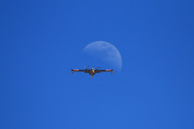 fly me to the moon Sault Ste. Marie, Ontario Canada