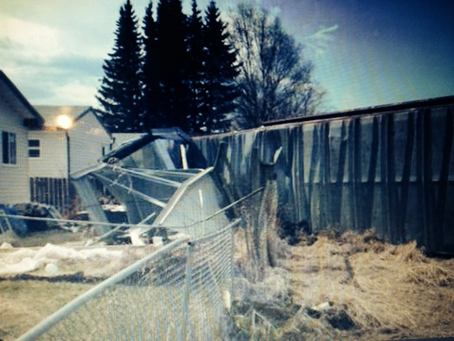 train derailment Slave Lake, Alberta Canada