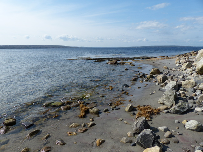 Lovely afternoon Sandy Point, Nova Scotia Canada