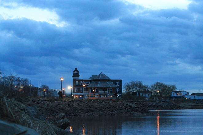 Wolfville Waterfront Walk..check Wolfville, Nova Scotia Canada