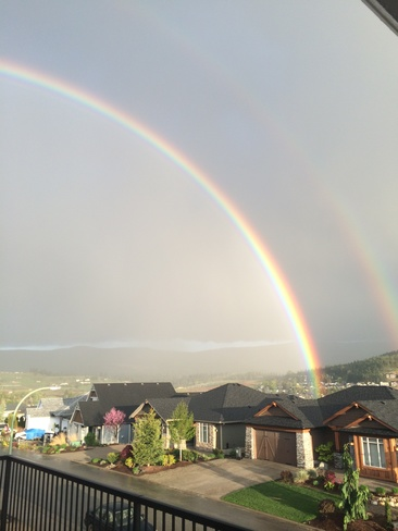 Found the Pot of Gold! Black Mountain, British Columbia Canada