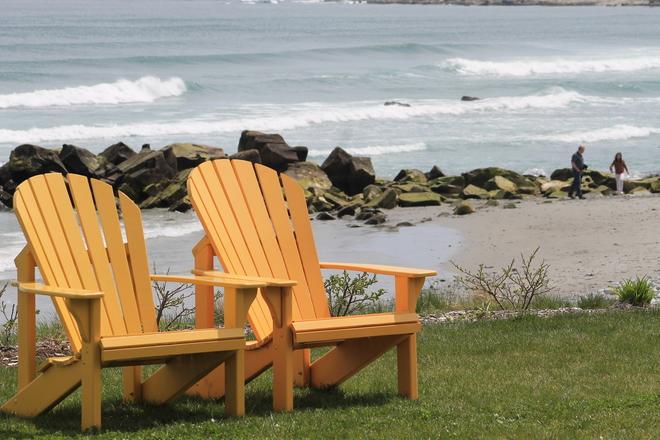 Sunshine on White Point Beach Liverpool, Nova Scotia Canada