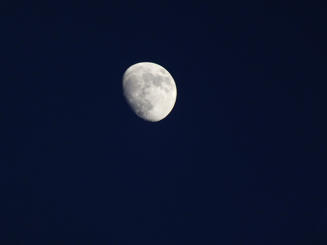 May 10th Moon