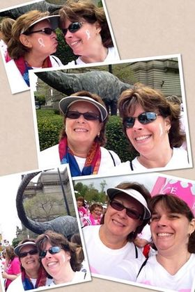Race for the Cure, Mothers Day 2014