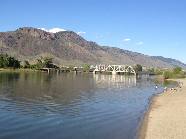 Spring has arrived Kamloops, British Columbia Canada