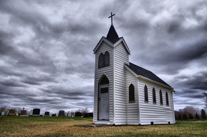 mini church St. Albert, Alberta Canada