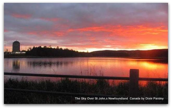 Sunet St. John's, Newfoundland and Labrador