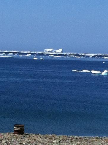 iceberg Fogo Fogo, Newfoundland and Labrador Canada