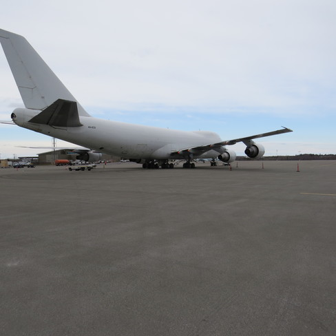 cargo jet Greater Moncton International Airport, Aviation Avenue, Dieppe, NB