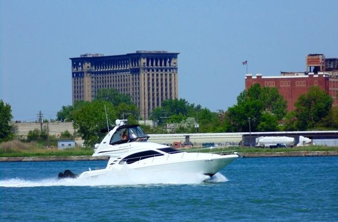 Boating Fun North Ridge, Ontario Canada