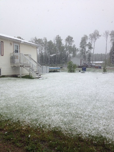 June 3rd weather Fort Nelson, British Columbia Canada
