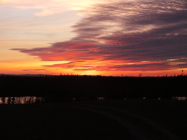 Beautiful Sunsets in Country Road, NL Country Road, Bay Roberts, Newfoundland and Labrador