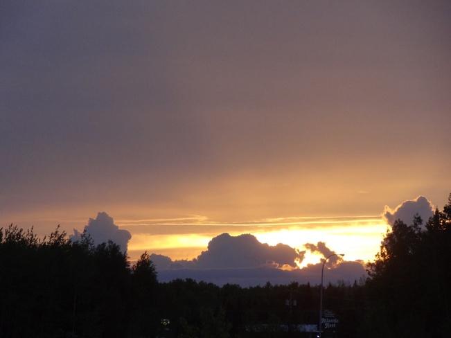 Sunset Bathurst, NB