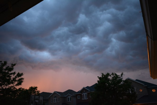 Storm images from June Nepean, ON K2J5B6