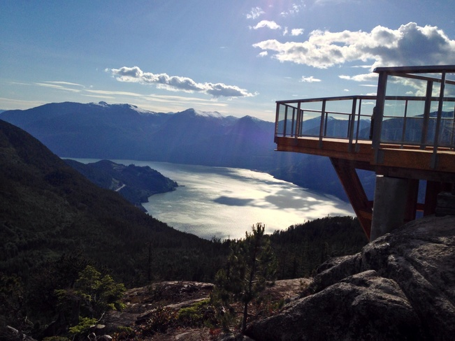 A Beautiful place to be Squamish, British Columbia Canada