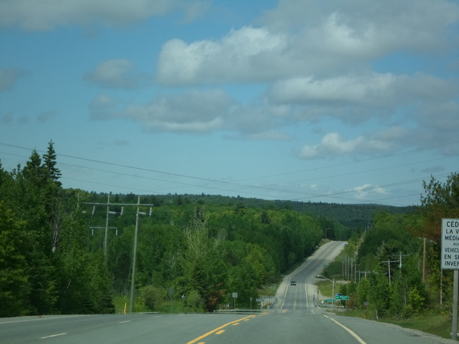 Beauty in the NORTH/Hills/Trees/E.L Elliot Lake, Ontario Canada