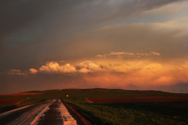Storm Rockglen, SK