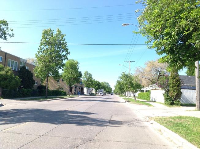 Winnipeg. Winnipeg, MB