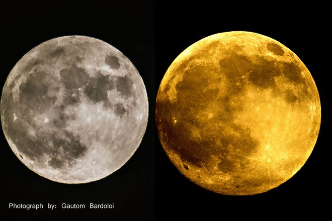 Moon of March 13 & May 11 of this year! Edmonton, AB