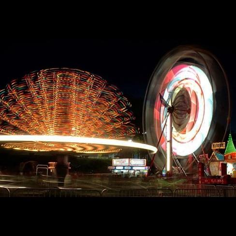 Ferris Wheel Mississauga, Ontario Canada