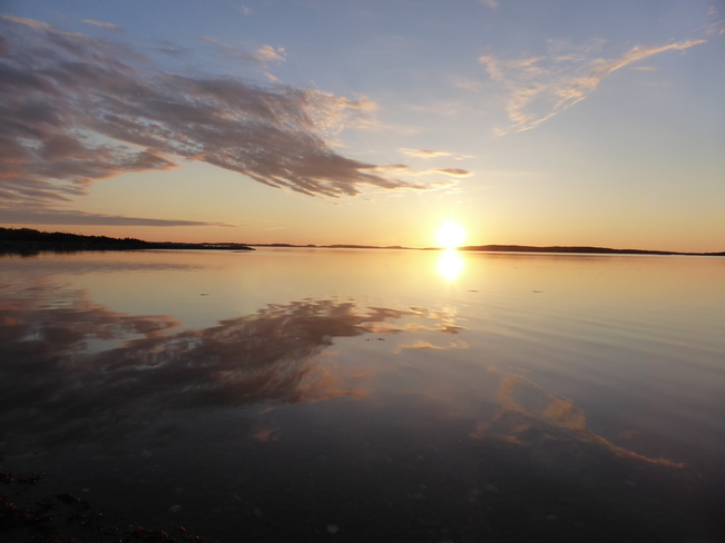 Sunset Birchy Bay, NL
