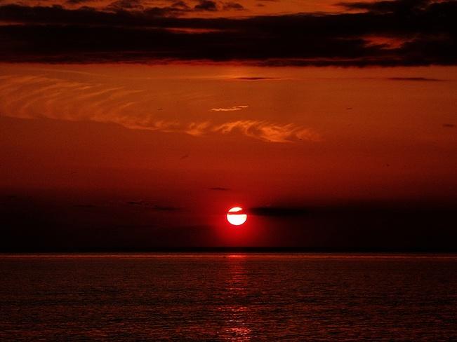 Southampton Sunset Southampton ON Canada