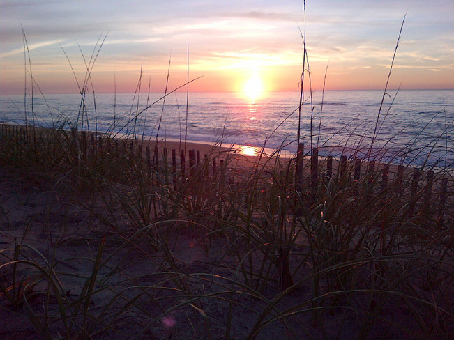 Sunrise on the Outer Banks, NC Avon, NC, United States