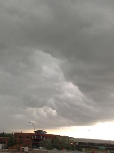 Storm Front Lethbridge, AB