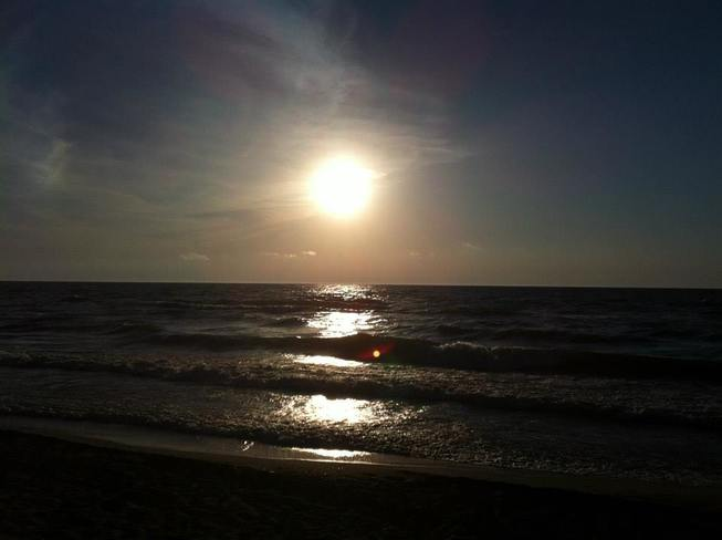 Sunset in Grand Bend, Ontario Grand Bend, Lambton Shores, ON