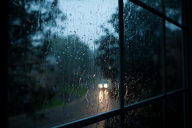 rain Mississauga, ON