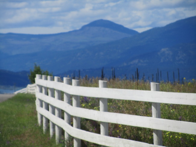 Fences Head of the Lake Road, Vernon, BC V1H, Canada