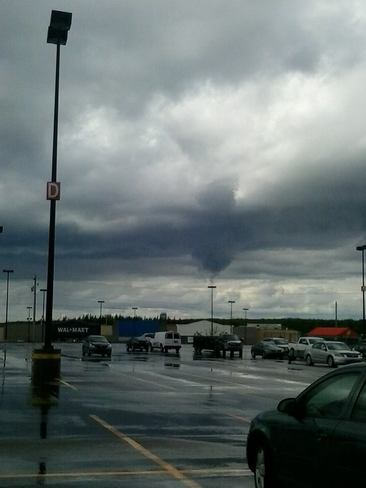 Possible Funnel Cloud Sydney, Nova Scotia