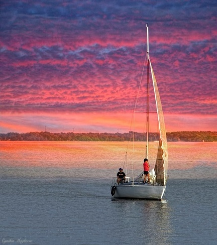 Sail Away Pointe-Claire, Quebec Canada