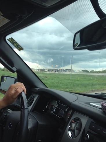 Thunderstorm? Saskatoon