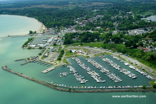 Port Dover Ont. Recreational Capital Port Dover, Ontario Canada