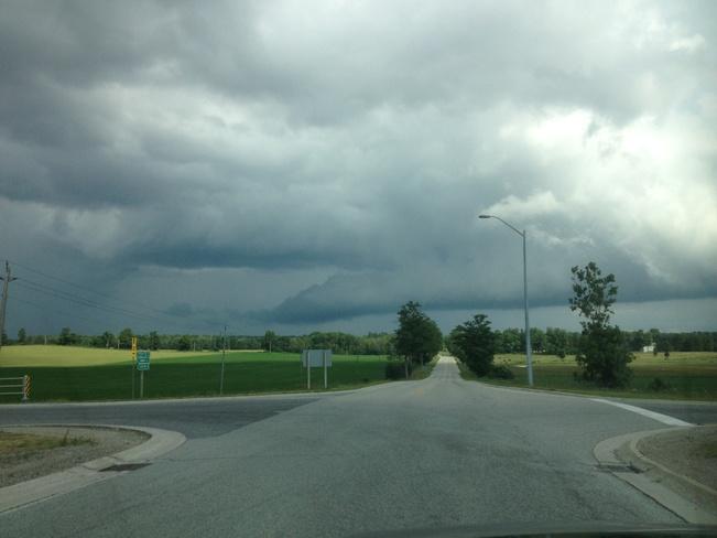 storm Foldens, Ontario Canada