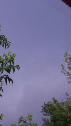 Very Dark Sky Bells Corners, Ontario Canada