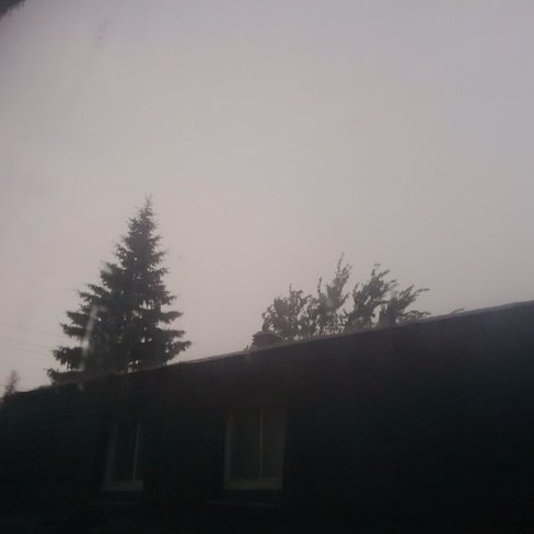 During the Storm... Ottawa, Ontario Canada