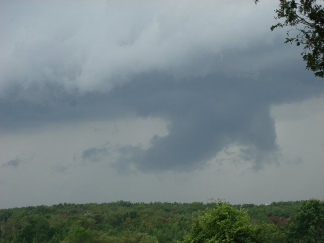 Suspected Funnel Cloud Otonabee-South Monaghan, ON